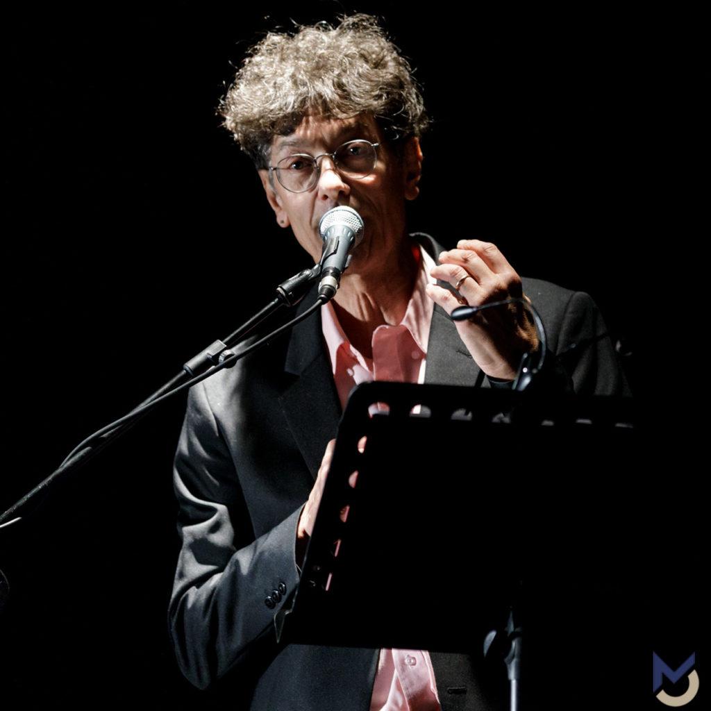 """Massimo Zamboni – """"Nessuna voce dentro - Berlino millenovecentottantuno"""", Casalecchio di Reno (BO), 17 maggio 2017"""