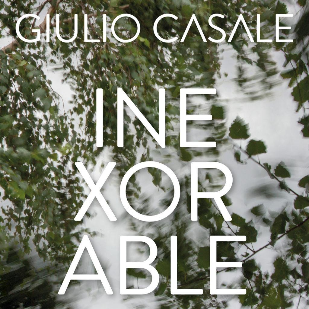 """Giulio Casale – """"Inexorable"""": la copertina realizzata da moonmusic"""