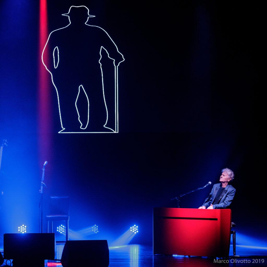 Ron, Teatro Cristallo, Bolzano, 22 gennaio 2019. © 2019 Marco Olivotto